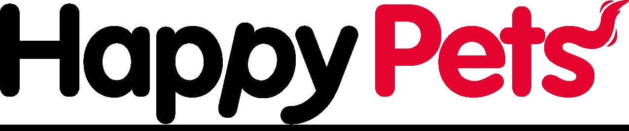Logo HappyPets uit Wageningen
